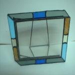 2作目 立体のステンドグラス