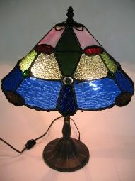 ステンドグラス ランプ